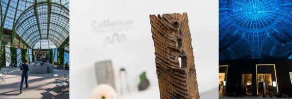Biennale de Paris 2018 bannière Ateliers d'Art de France