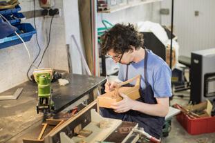 Rapport – la branche professionnelle des métiers d'art, au service d'un secteur d'avenirn