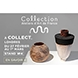 La galerie Collection participe au salon Collect