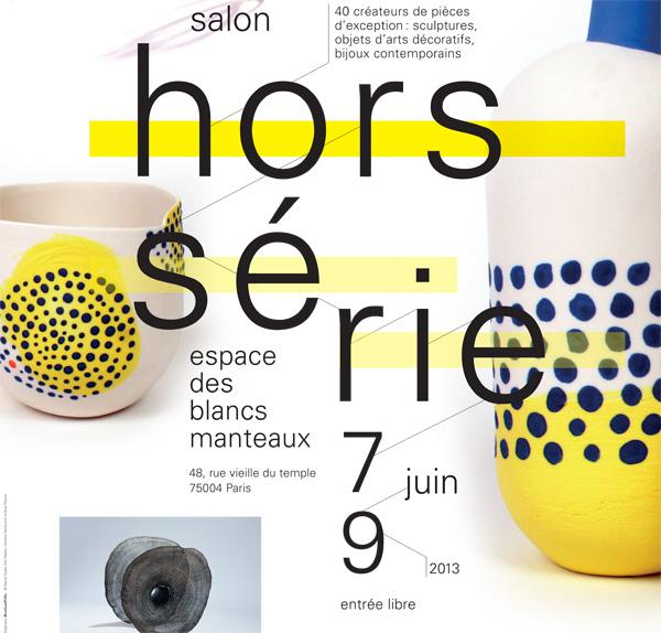 Salon Hors Série du 7 au 9 juin 2013